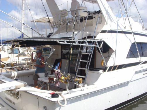 Rascal Fishing Charters; Deep Sea Fishing